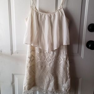 American Eagle Outfitters - Ivory Dress